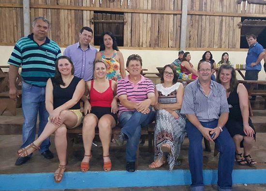 Fesmepar participa de confraternização do Dia do Servidor em Nova Prata do Iguaçu