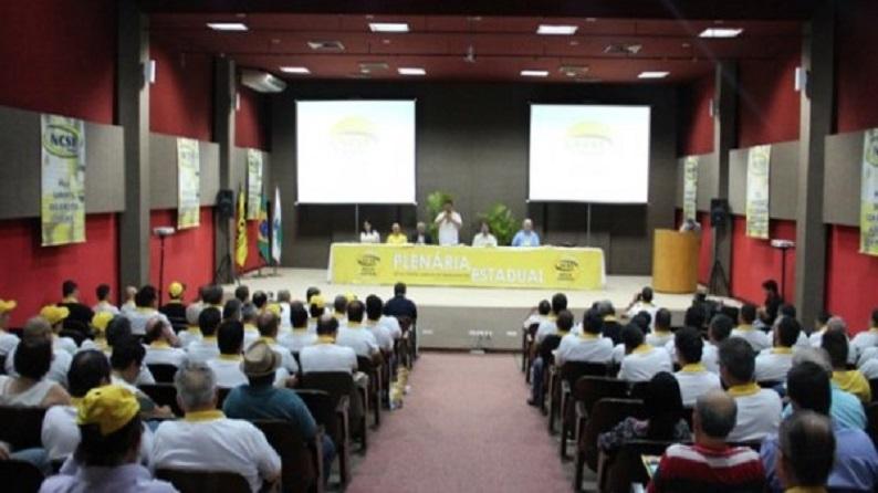 Fesmepar participa de plenária da NCST em Foz do Iguaçu