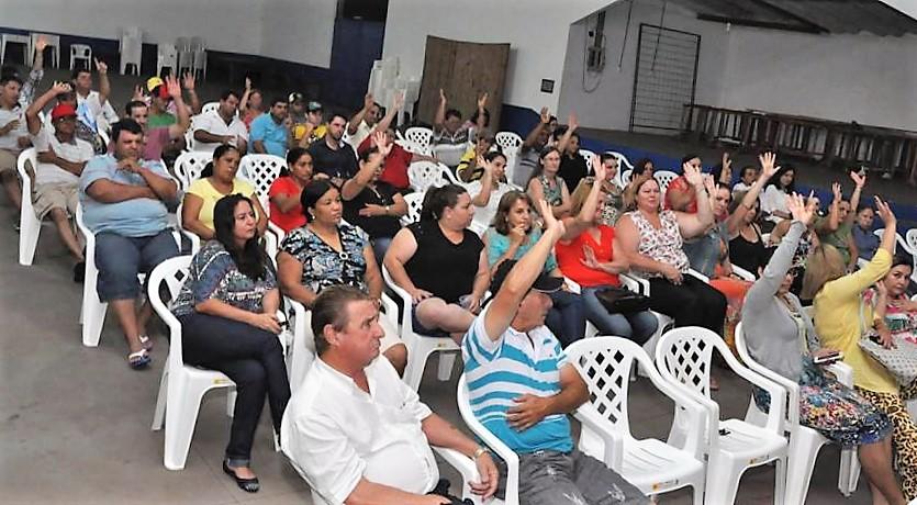 Sismmam presta contas e aprova pauta de reivindicações