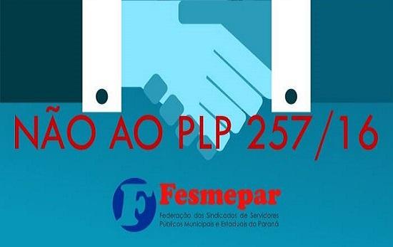 VOCÊ SABE O IMPACTO DO PLP257/2016 ?