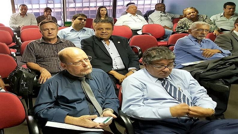 Fesmepar participa de ações contra a aprovação do PLP 257/16
