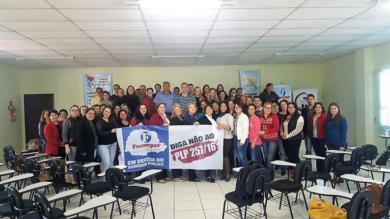 SEMINÁRIO SINDICAL: Diretores sindicais de toda a Região Sudoeste participam do terceiro dia de palestras