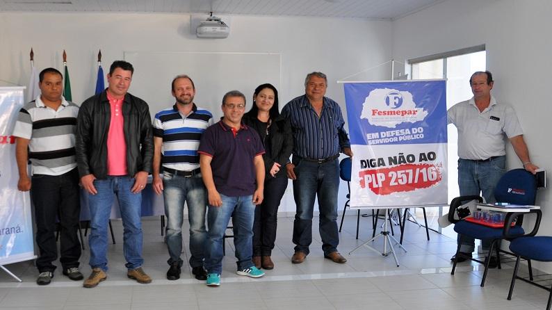 Coordenadores Regionais da Fesmepar definem metas para 2017