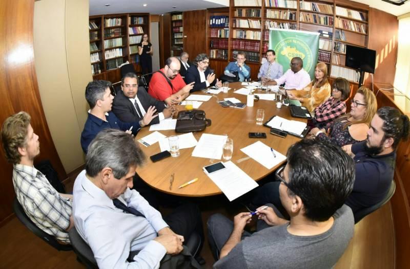 Entidades sindicais deliberam calendário da Jornada Nacional de Lutas