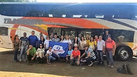 """Fesmepar e delegação de servidores do Paraná vão a Brasília participar da """"Jornada Nacional de Lutas em Defesa do Serviço Público"""""""