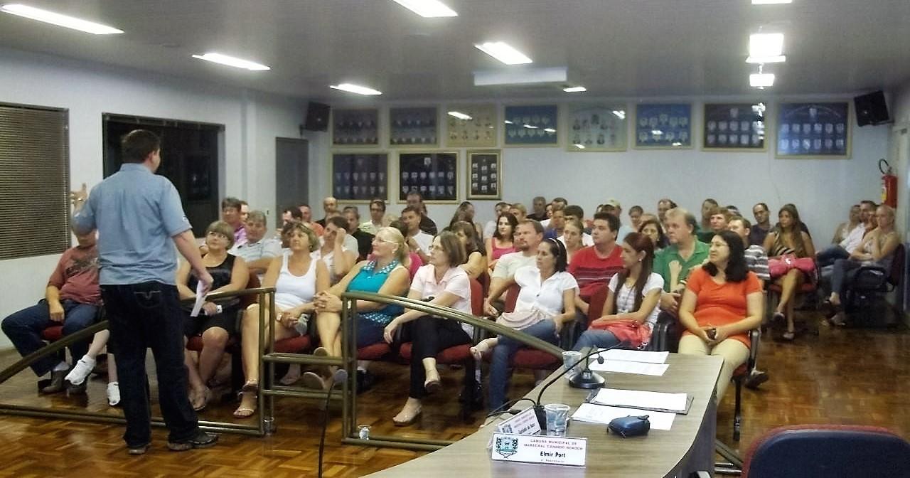 Sinsemar faz palestra de conscientização dos danos que o PLP257 e PEC 241 trarão ao funcionalismo público