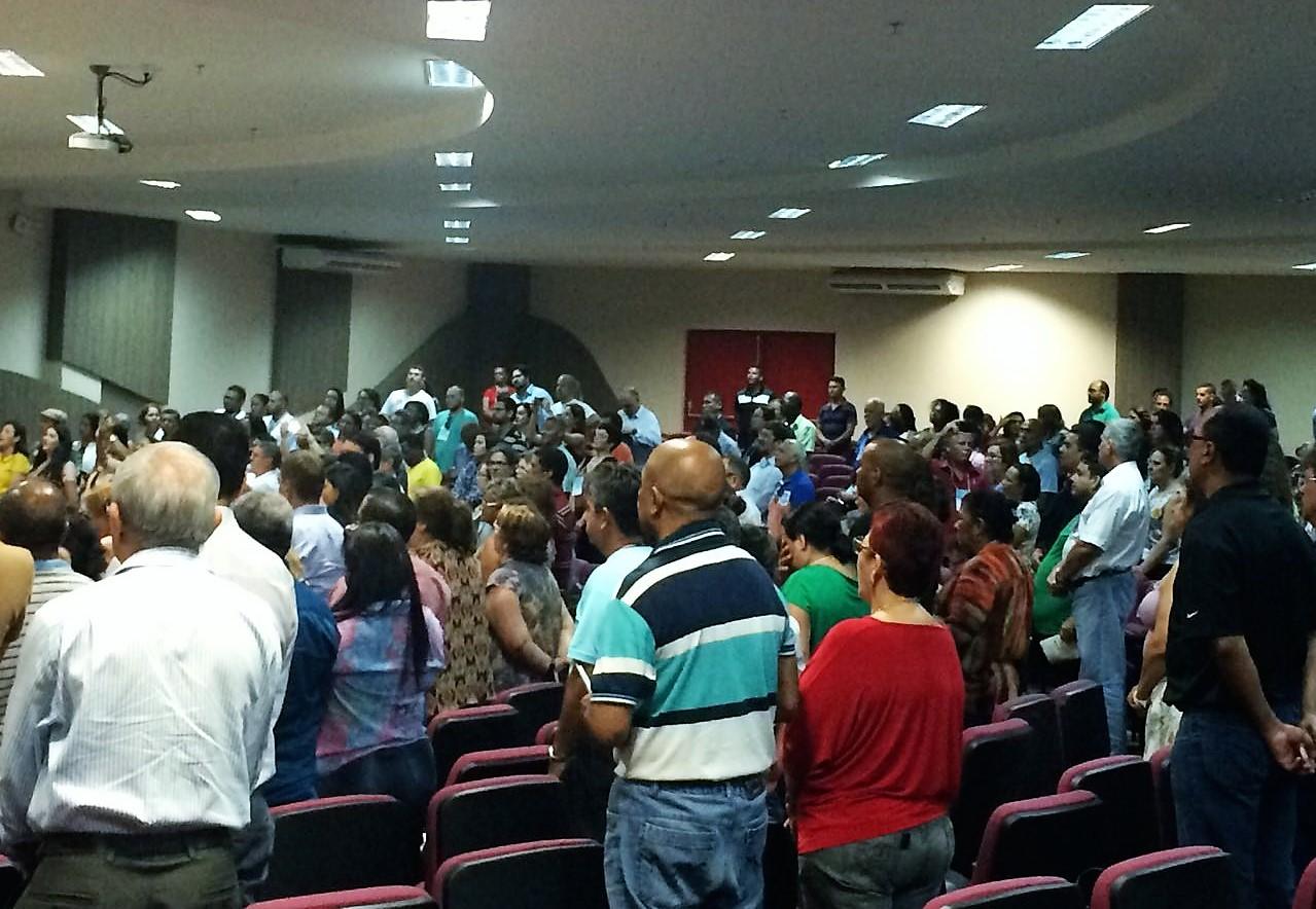 CONSELHO NACIONAL DE SAÚDE- Fesmepar participa do VII Encontro Nacional das CISTTs