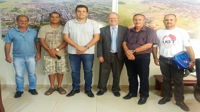 Nova Londrina: Sindinol faz reunião de negociação com a prefeitura