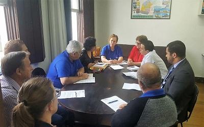Lapa: Fesmepar e Sismul discutem data-base com a Administração Municipal