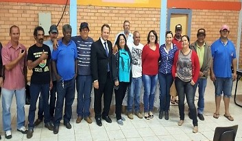 Servidores de Candói elegem nova diretoria do Sisppmucan