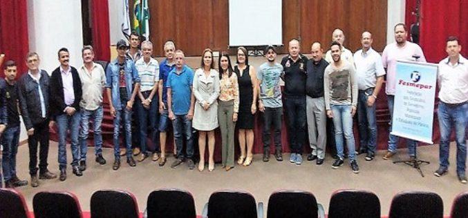 Pérola: Sindiper comemora o Dia Nacional do Homem com palestras e homenagens