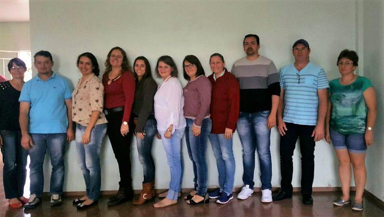 Planalto e Região: Fesmepar participa de cerimônia de posse da nova diretoria do Sinsepim