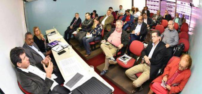 Presidente da Fesmepar discute com CSPB e federações de servidores, emendas para reduzir danos da reforma trabalhista