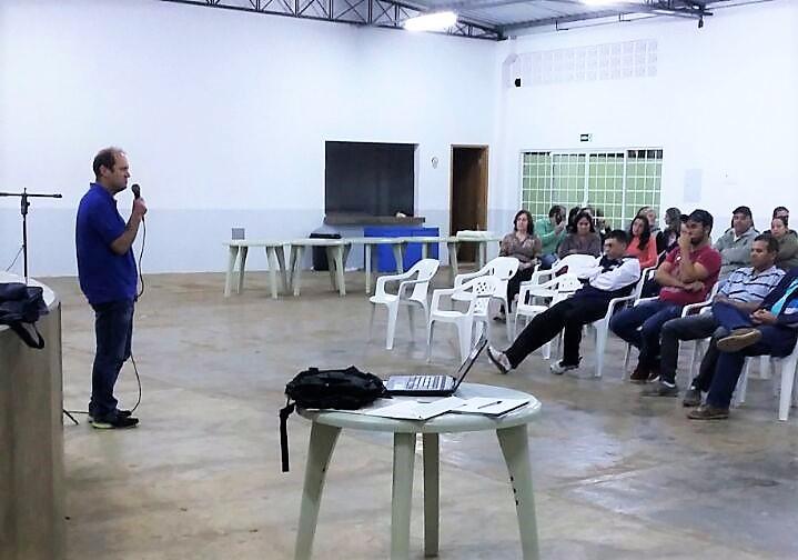 Fesmepar participa de Assembleia do Sindicato de Servidores Municipais de Lunardelli