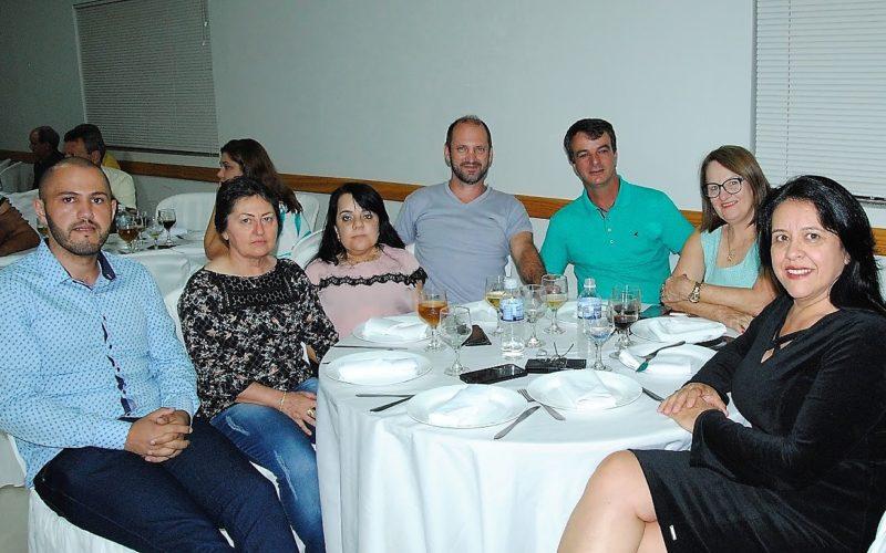 ARARUNA: Fesmepar participa de jantar em comemoração ao Dia do Servidor