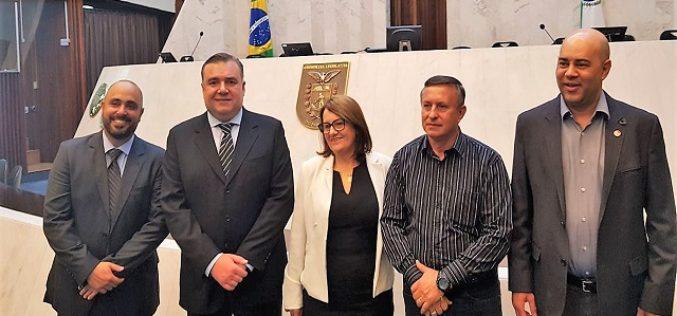 Fesmepar participa de sessão solene em homenagem ao Dia da Guarda Municipal
