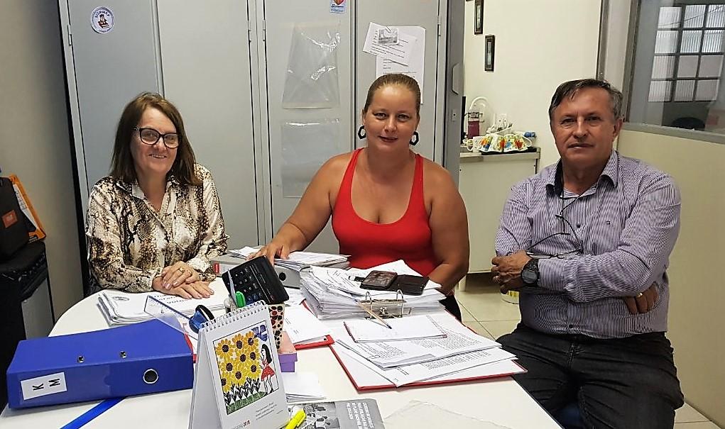 Fesmepar faz visita administrativa a sindicatos de servidores do Litoral do Paraná