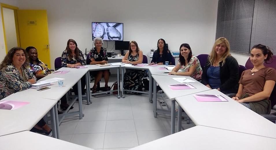 Fesmepar se reúne com Federação das Mulheres do Paraná