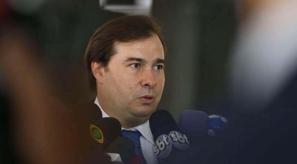 Rodrigo Maia suspende a votação da reforma da Previdência