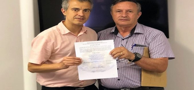 Francisco Alves: Fesmepar recebe Certidão de Registro Sindical do Sindisfa