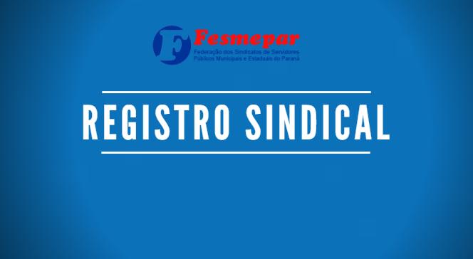 SÃO JOÃO – Sismusaj recebe Certidão de Registro Sindical