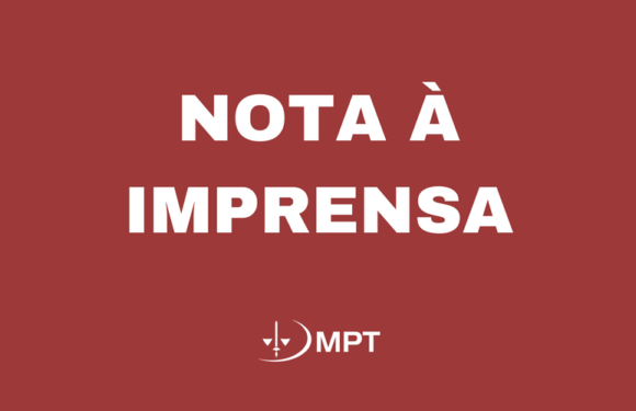 ANPT e MPT repudiam manifestação de desprezo institucional e preconceito contra os direitos sociais dos trabalhadores brasileiros