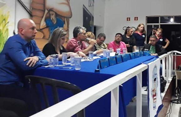 Paranaguá: Candidatos a deputado federal do litoral, apresentam propostas em reunião organizada pelo Sismmap