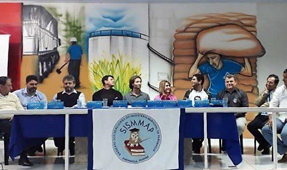 Paranaguá: Candidatos a Deputado Estadual apresentam suas propostas em encontro realizado pelo Sismmap