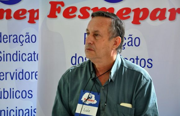 """ELEIÇÕES 2018 – Presidente da Fesmepar propõe reflexão: """"O que queremos para o nosso futuro?"""""""