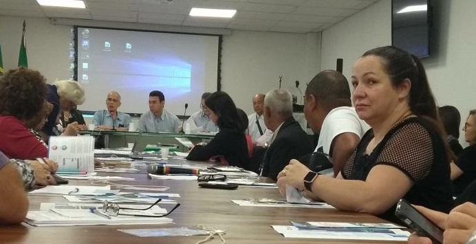 Representante da Fesmepar compõe a primeira Comissão do Código de Ética do Conselho Estadual de Saúde do Paraná