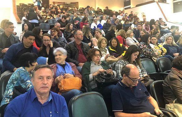Fesmepar terá vaga de delegado na 1ª Etapa da 14ª Conferência Municipal de Saúde de Curitiba