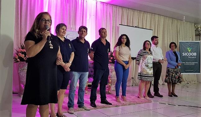 Sismucap e Fesmepar participam de palestra sobre o combate a violência contra a mulher