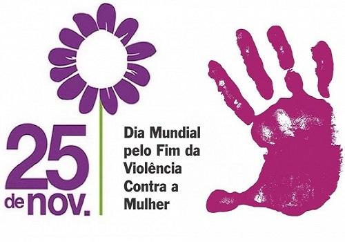 25 de novembro: Dia Internacional da Não-violência Contra a Mulher