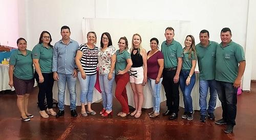 Itaipulândia: SISEPI comemora Dia do Servidor Público com almoço de confraternização