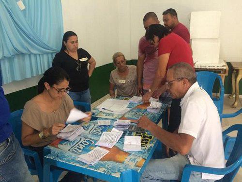 GOIOERÊ: Servidores municipais reelegem diretoria do SISMUG