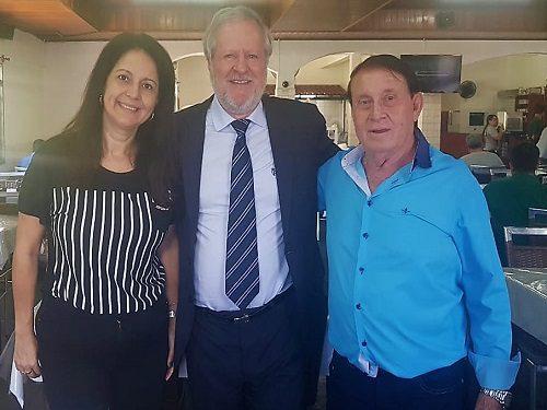 Fesmepar visita Sindicato dos servidores municipais  de Rolândia