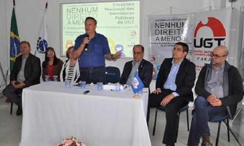 """Com representantes de mais de 100 sindicatos, servidores discutem a Reforma Trabalhista no """"Encontro Nacional dos Servidores Públicos"""""""
