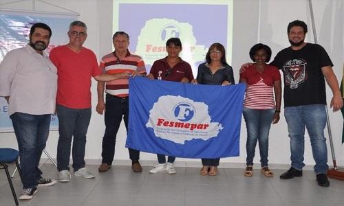 Fesmepar realiza Reunião Preparatória para o Encontro Nacional de Servidores Públicos