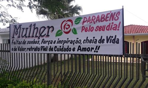 """Prudentópolis: Sindispru realiza Encontro de Mulheres em comemoração ao """"8 de Março"""""""