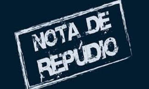 NOTA DE REPÚDIO À MP 873/2019