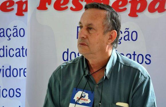 Presidente da Fesmepar alerta sobre o risco do incentivo ao Programa de Demissão Voluntária