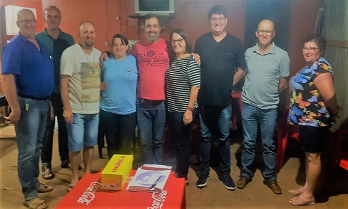 Servidores Municipais de Santa Lúcia elegem nova diretoria do SINDISALU
