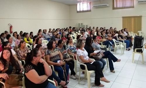 COLORADO: SISEMUC reúne mais de 200 pessoas em palestra sobre a Lei do Feminicídio