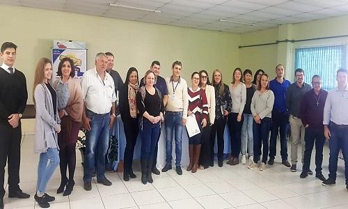Fesmepar debate E-Social e Sustentabilidade Sindical em Encontro de Sindicatos na Região Sudoeste do Paraná