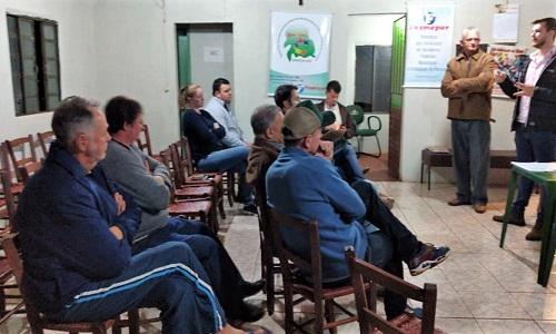 Serranópolis do Iguaçu: Fesmepar participa de Assembleia Geral do SINDISERRA
