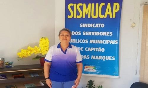 Capitão Leônidas Marques: Servidores municipais elegem nova diretoria do SISMUCAP