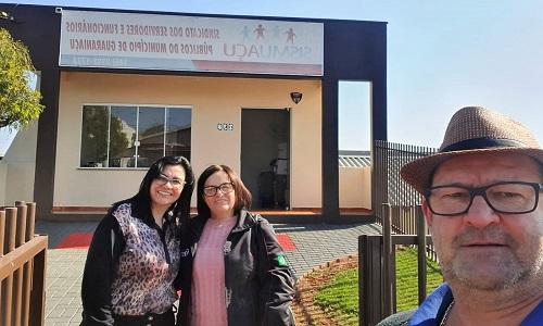 Guaraniaçu: Fesmepar faz reunião administrativa com o SISMUAÇU