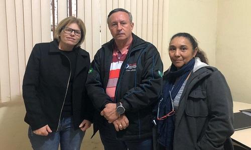 Presidente da Fesmepar faz visita administrativa a sindicatos do Litoral do Paraná