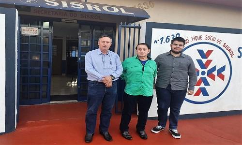 Presidente da Fesmepar discute o atual cenário politico-sindical em visita a sindicatos da Região Norte Central do Paraná