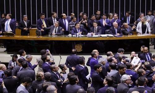 Câmara aprova em 2º turno texto-base da reforma da Previdência